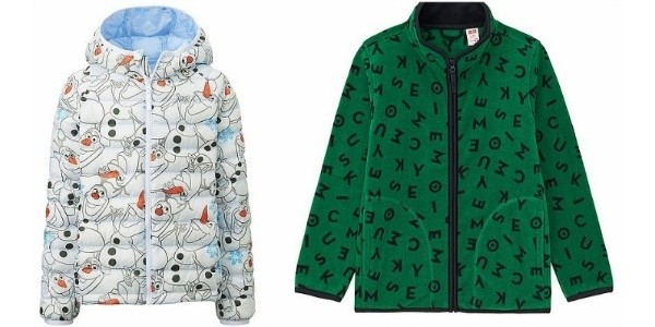 OUT NOW! Disney Collaboration Clothing @ Uniqlo