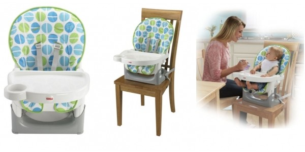 Fisher-Price SpaceSaver High Chair £14.18 @ Boots.com