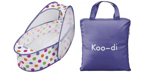 Koo-di Pop-Up Travel Basinette Cot £20.50 @ Tesco Direct / Amazon