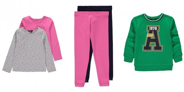 Two For £8 & Two For £6 On Selected Children's Clothing @ Asda George