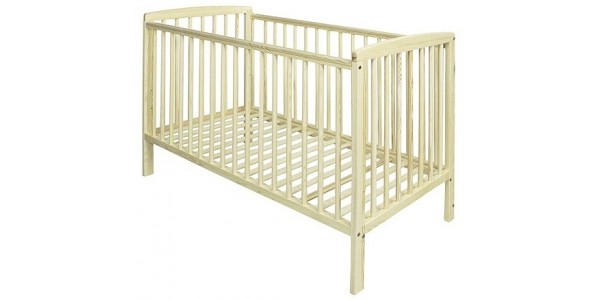 Kinder Valley Natural Cot £54 (was £90) @ Tesco Direct