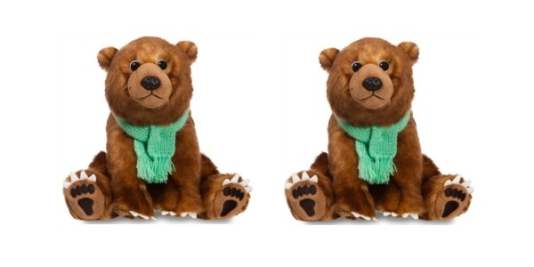 We're Going On A Bear Hunt Soft Bear Toy £12.49 Delivered @ Hive