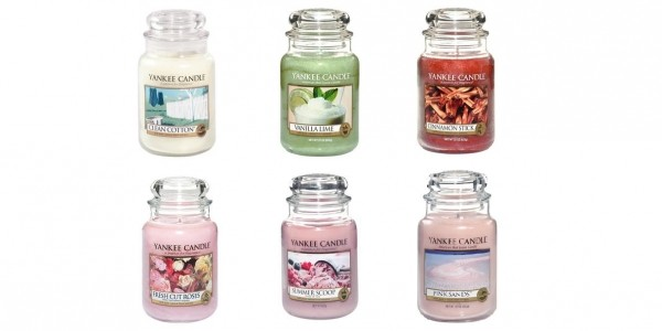 Yankee Candle Large Jar £13 (Various Scents) @ Very