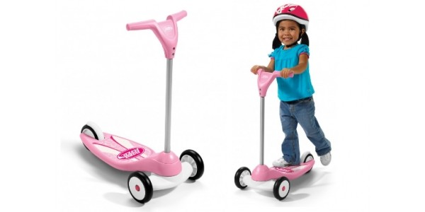 68% Off Radio Flyer My First Pink Scooter Now £22 @ TK Maxx