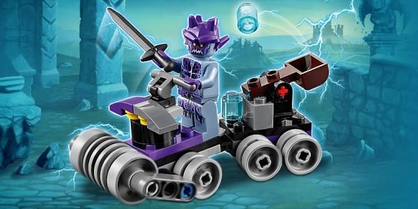 FREE Lego Nexo Knights Shrunken Headquarters With Any Nexo Knights Purchase @ The Lego Shop