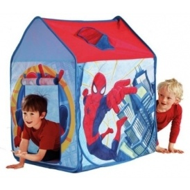 sc 1 st  Playpennies & Pop Up Spider-Man Wendy House Play Tent £9 (was £19.99) @ Argos