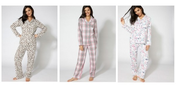 PJ's In A Bag Now From £8 @ Boux Avenue