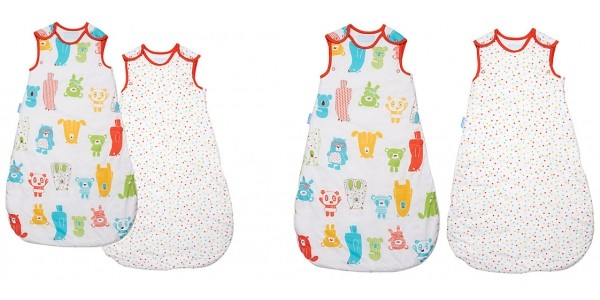 Grobag Spotty Bear Baby Sleep Bag 2 Pack £22.50 @ John Lewis