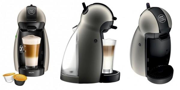 NESCAFE Dolce Gusto Piccolo Manual Coffee Machine £29 (was £79.50) @ Tesco Direct