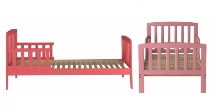 George Home Rafferty Toddler Bed From £55 @ Asda George