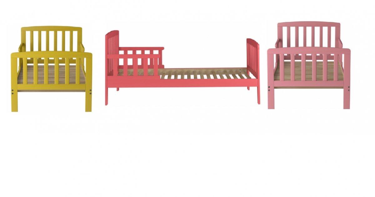 george home rafferty toddler bed from 55 asda george. Black Bedroom Furniture Sets. Home Design Ideas