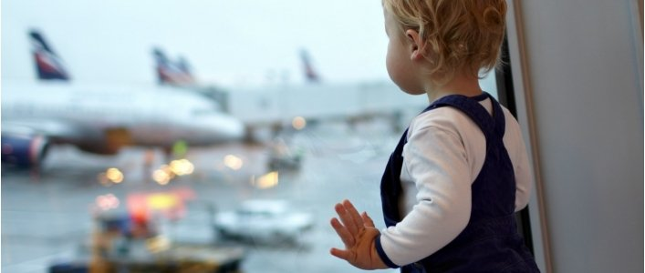 Babies On Planes: Don't Apologise