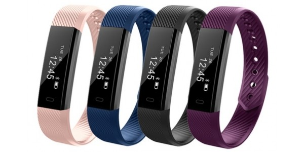 60% Off Aquarius Touch Screen Fitness Tracker Now £17.99 @ Groupon