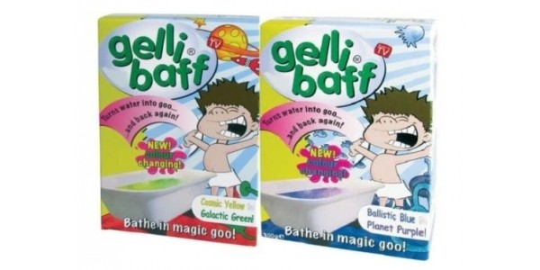 Colour Change Gelli Baff £3.99 @ Amazon