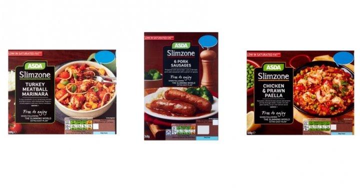Asda 39 S New Slimming World Compatible Food Range Slimzone