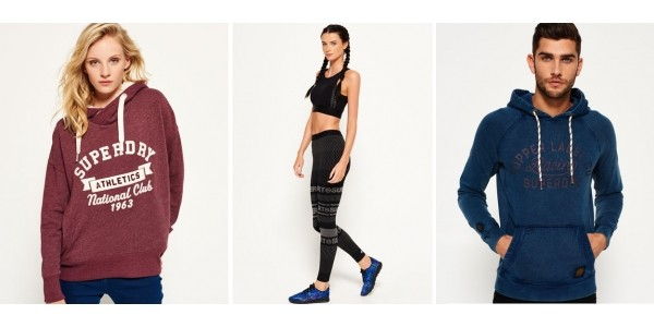 All Sale Items Now 50% Off @ Superdry