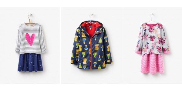 Final Reductions In The Joules Sale: Now Up To 60% Off