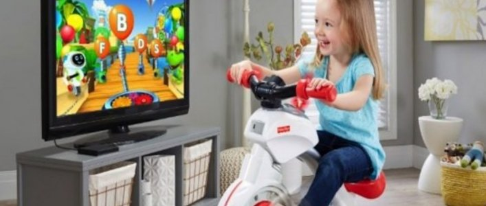 Would You Buy The Kids A Smart Cycle?