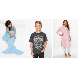Up To 70% Off Kids Sale @ Boohoo