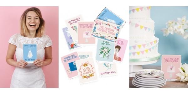 Milestone Wedding Cards £12.99 @ Amazon
