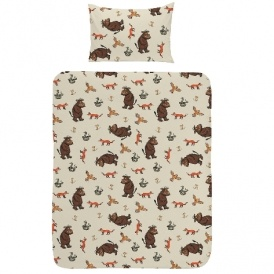 The Gruffalo Toddler Duvet Cover Set £14.99