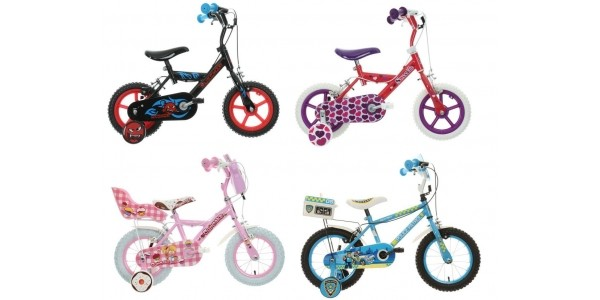 Extra 10% Off ALL Kids Bikes Using Code @ Halfords