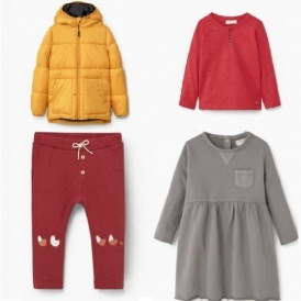 Up To 70% Off Children's Clothing @ Mango