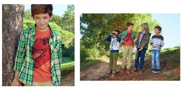 Cherokee Boys Green Long Sleeve Check Shirt £2 (Was £12) @ Argos