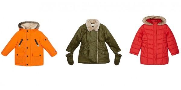 Children's Coats/Jackets From £4.20 @ Debenhams