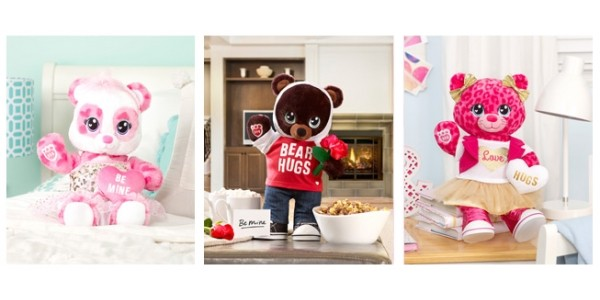 Valentine's Day Collection New In @ Build-A-Bear