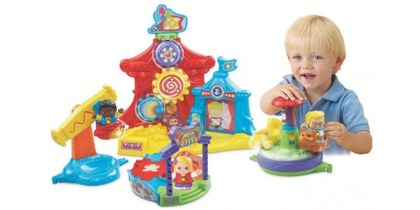 VTech Toot-Toot Friends Spin Around Carnival £13.49 with Free Delivery @ Argos eBay (Expired)
