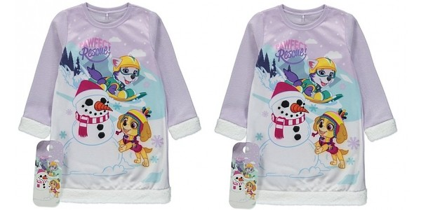 Paw Patrol Nightdress With Door Hanger £1.50 @ Asda (Expired)