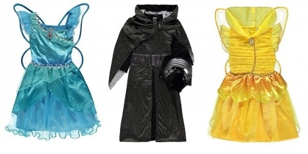 Selected Disney Fancy Dress Costumes Now £3 @ Asda George (Expired)