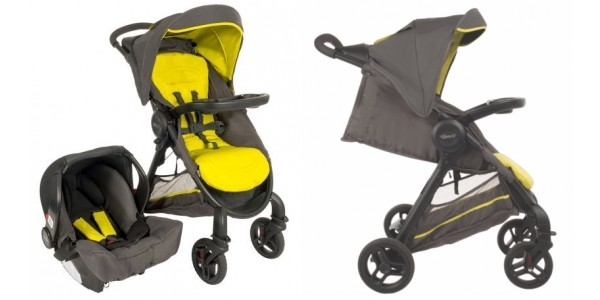 Graco Fast Action Fold Sport Travel System £75 (was £300) @ Asda George