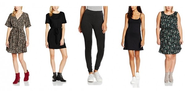 Women's High Street Branded Clothing From £1 @ Amazon