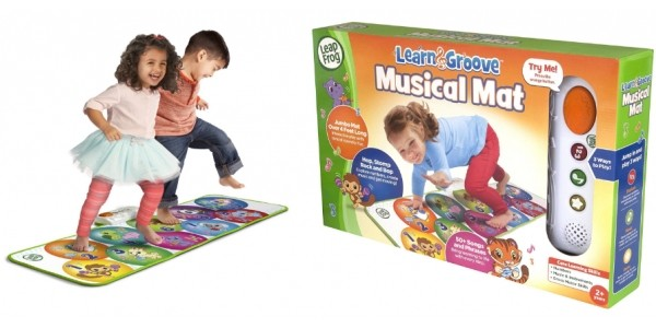 LeapFrog Learn and Groove Musical Mat £9.99 (was £29.99) @ The Entertainer