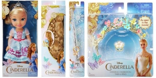 Disney Cinderella Doll & Dress Up Accessories Bundle £19.99 (was £60) @ Argos