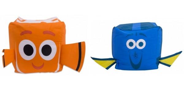 Finding Dory / Nemo Bean Bag Cube £18 @ Asda George