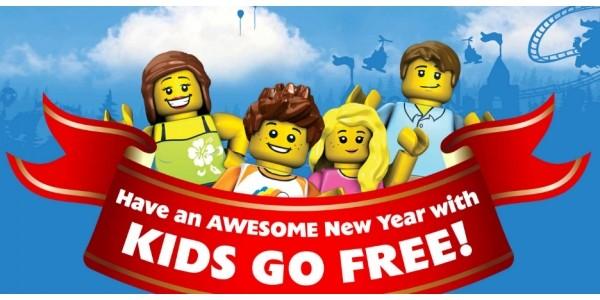Kids Go FREE On Legoland Short Breaks