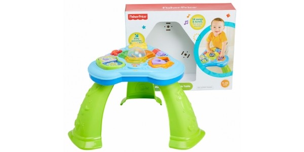 Fisher Price Musical Ocean Friends Activity Table £14.99 (was £39.99) @ ELC