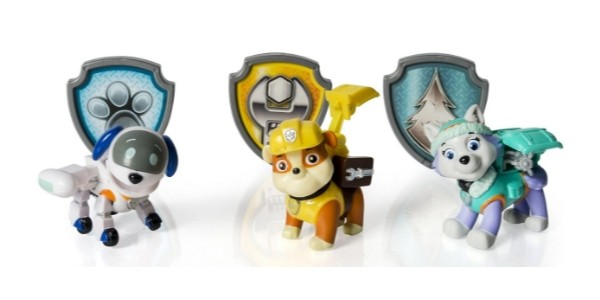 Action Pack Pup Set With Everest & Robo Dog £12.99 Delivered @ Argos