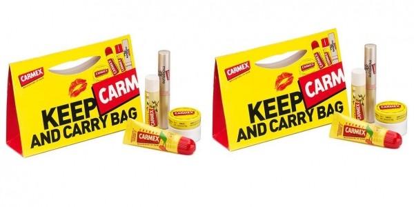 Carmex 4 Piece Christmas Gift Set £3.99 Delivered @ Superdrug