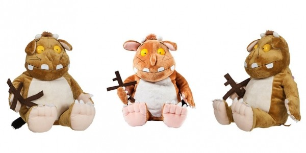 The Gruffalo's Child 16-inch Soft Toy £7.50 @ Tesco Direct