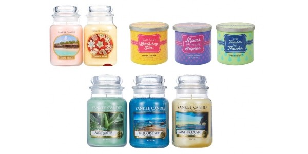 Yankee Candle Multipack Sets From £12 @ Very