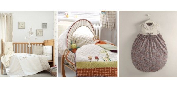 Extra 20% Off All Nursery Interiors @ Mamas & Papas