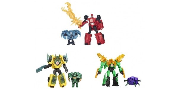 50% Off Transformers Battle Packs Using Code @ The Entertainer