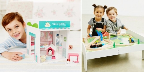 Up To 80% Off Selected Toys @ ELC