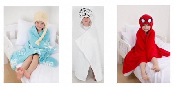 Character Cuddle Robes £5 @ Asda George