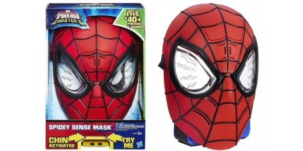 Ultimate Spiderman vs Sinister 6 Spidey Sense Mask £9.99 @ Bargain Max