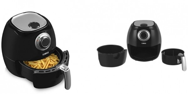 Tower T17005 Healthier Oil Free Rapid Air Fryer £46.94 Delivered (with code BIGTHANKS) @ Amazon